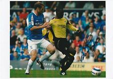 KENNY CUNNINGHAM BIRMINGHAM CITY 2002-2006 ORIGINAL HAND SIGNED PHOTOGRAPH