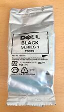 GENUINE AUTHENTIC DELL SERIES 1 T0529 BLACK INK CARTRIDGE
