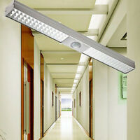 9W LED PIR Plafonnier Lampe avec Infrarouge Détecteur Mouvement Garage 6000K
