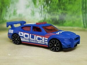 Hotwheels Dodge Charger Police Interceptor Car - Excellent Condition