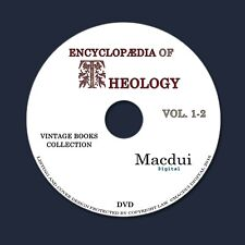 Encyclopædia of Theology J F Rabiger 1884 Vintage Ebooks 2 Volumes PDF on 1 DVD