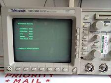 TEKTRONIX TDS380 400MHz 2GSa/sec OSCILLOSCOPE; cal, refurb, guaran avail@extra