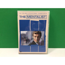 THE MENTALIST STAGIONE 1 DVD ITA