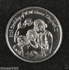 Pitcairn Islands Commemorative Coin, 80th Birthday of H.M. Queen Elizabeth II