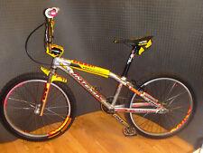 Intense BMX Bike-custom dream build-mostly brand new! BigGuy for Racing!