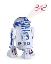 Orologio Sveglia R2-D2 Star Wars con suoni e proietta l'ora Alarm clock Zeon