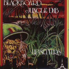 Lee Scratch Perry - Blackboard Jungle Dub (Vinyl LP - 1981 - UK - Reissue)