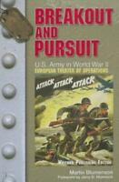 Breakout and Pursuit: Whitman Publishing Edition Martin Blumenson Good