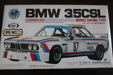 Tokyo Marui BMW 3.5CSL Racing Type, Motorized system, 1/24 Scale Model Kit Car