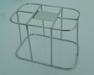 New Reproduction Stainless Steel Air Filter Cage that fits the 1980 1981 Maico