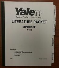 Yale Literature Packet for MPB040E(B827), 4/07, 524192685