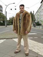 VEB Herrenmode Dresden Hose Schlaghose beige 70er TRUE VINTAGE 70s trousers