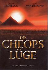 DIE CHEOPS LÜGE - DVD mit Jan van Helsing & Stefan Erdmann NEU