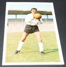 GÜNTHER BERNARD WERDER BREMEN FUSSBALL 1966 1967 FOOTBALL CARD BUNDESLIGA PANINI