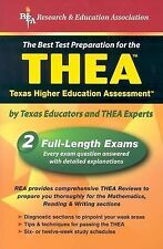 THEA Test Preparation The Best Test Prep for the Texas Higher Education Book