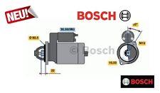 ANLASSER STARTER BOSCH OPEL ASTRA G 2.0 16V T. 93176061 0 001 107 108 0001107108