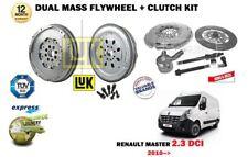 Renault Master Mk Ii 2.5Dci 100 Luk Clutch Kit 99 Platform G9U754 From 01//2006