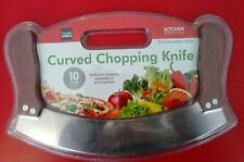 Curved Chopping Knief
