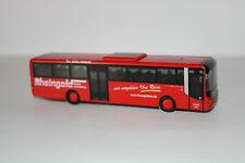 Rietze 74711 - H0 1:87 - Bus - Man Lion ´S Intercity Rheingold Travel Wupp New