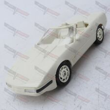 1991 Corvette Convertible Chevrolet Dealer Promo 1/25th Scale Model AMT/ERTL