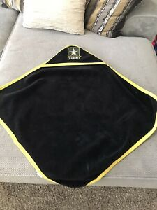 US Army Infant Hooded Towel-Barely Used