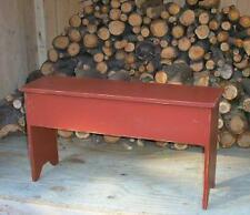 Primitive Handcrafted Bench (Bridgewater)