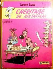 L'HERITAGE DE RANTANPLAN - LUCKY LUKE - EO 1973