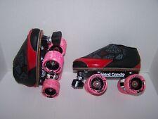 New Vanilla Diamond Walker Custom Leather Roller Skates Mens 5 (Ladies 6)