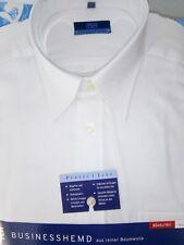 TCM Business Hemd, langarm, weiß, bügelfrei,  Gr. L oder 41/42 NEU