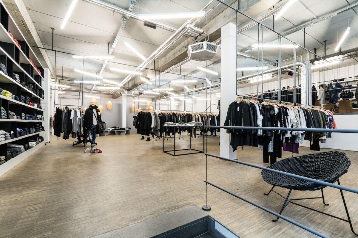 hechler & nickel fashion market