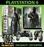 PS4 Skin Call Of Duty Infinite Warfare COD Sticker New + 2 Pad decal Vinyl STOOD