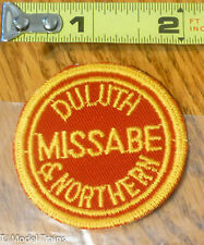 Patch #202 Duluth Missabe & Northern ( Railroad Patch )