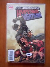 SQUADRON SUPREME : HYPERION VS NIGHTHAWK #1 of 4 Limited Series Marvel Co [SA44]