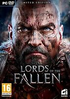 PC Lords Of The Fallen Limited Edition Nuevo Precintado Pal España Fisico