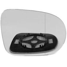 Left Hand Passenger Side Renault Modus 2007-2012 Convex Wing Door Mirror Glass