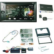 Sony xnv-kit651 Navigation USB mp3 Bluetooth écran Tactile DVD Kit de montage Audi TT 8