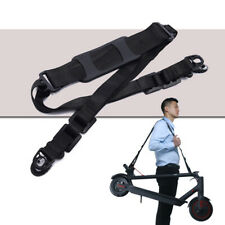 Outdoor M365 Scooter Carrying Straps Belt Webbing For Ninebot Bike Part Oh