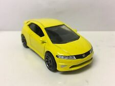 2008 08 Honda Civic Type R Collectible 1/64 Scale Diecast Diorama Model