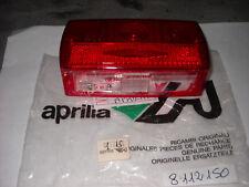 APRILIA VETRO LENTE FANALE POSTERIORE ORIGINALE ETX TUAREG 125 350 AP8112150