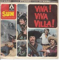 "Orchester Albert Moore Vinyl 7 "" 45 Giri Viva! Viva Villa Belldisc Italienisch N"