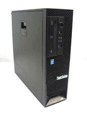 Lenovo ThinkStation C30 1095 Pc Computer, Intel Xeon E5-2609 2.40Ghz, 8Gb