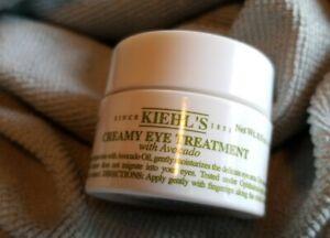 Kiehl's Creamy Eye Treatment Cream with Avocado 0.5 oz / 14g - Cream Moisturizer