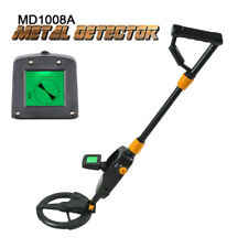 Underground Metal Detector Searching Gold Treasure Hunter Sensitive Tester