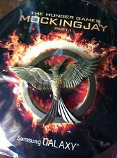 The Hunger Games: Mockingjay Part 1 Pin NEW Officially Licensed, Authentic