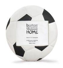 New Burton & Burton Soccer Ball Shape Resin Frame