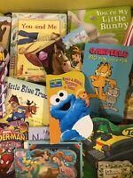 Children's Board & Hardcover Books Lot of 30 for Kids / Toddlers / Preschool