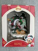 Mickey Mouse Christmas Tree Night Light