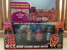 Doctor Who Movie Daleks Product Enterprise Talking New In Box