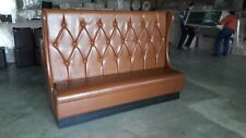 Commercial furniture booth bench sofa for restaurant