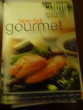Womens Weekly mini cookbook Healthy Eating LOW FAT GOURMET EUC